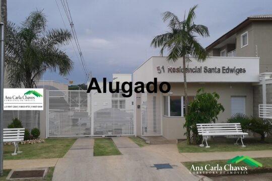 ALUGA-SE APARTAMENTO NO CONDOMÍNIO SANTA EDWIGES