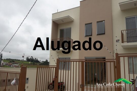 ALUGA-SE APARTAMENTO NO BAIRRO PARQUE REAL