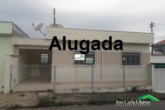 ALUGA-SE CASA NO BAIRRO FAISQUEIRA